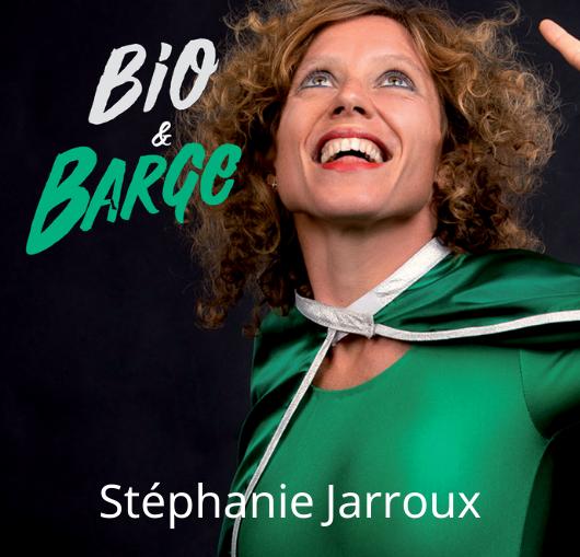 L'humoriste femme en spectacle - Stéphanie Jarroux à découvrir
