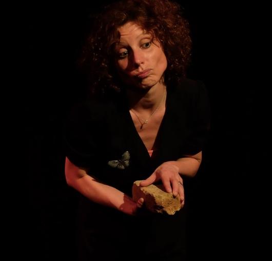 Stéphanie Jarroux en spectacle